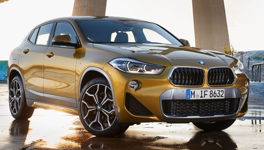 BMW x5 w leasingu